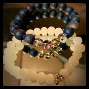 Stretch bracelets !